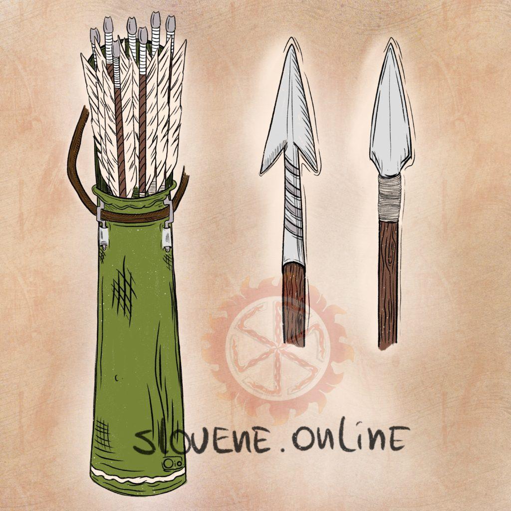 Slavic Arrows