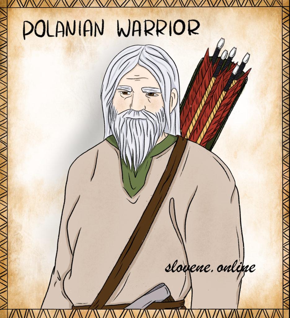 Polanian warrior