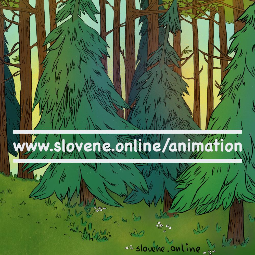 Animated comics